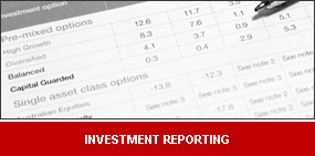 Investment Reporting